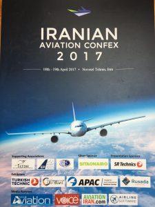 Iranian Aviation Confex 2017 - 1