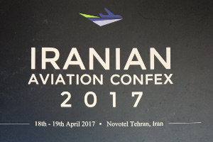 Iranian Aviation Confex 2017