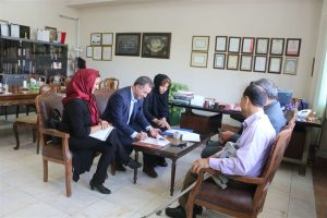 Handling legal services and counsels in Raad Charity