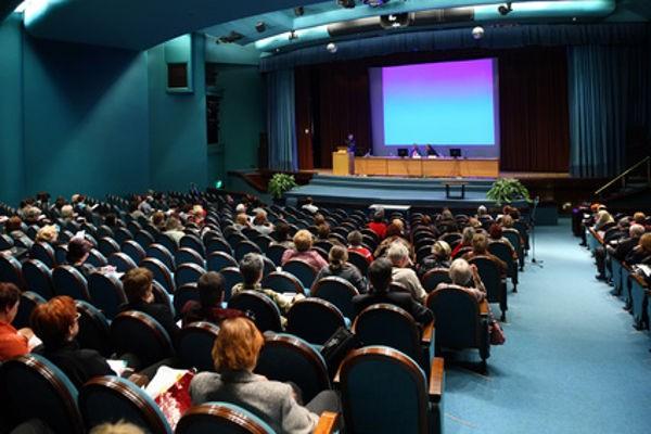 سخنرانی در نشست سالانه DIJV