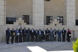حضور هیات بلندپایه اقتصادی اتاق ایران و ایتالیا در شیراز